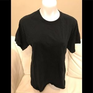 Men's Gildan Black T-Shirt